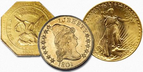 rare coins investing